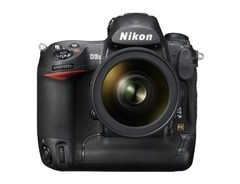 Nikon D3S 12.1 MP CMOS Digital SLR Camera